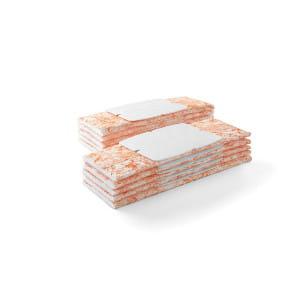 Набор одноразовых салфеток iRobot для Braava Jet, 10 шт. (без запаха) оранжевый