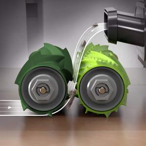 Комплект iRobot Roomba 2 валика-скребка для серии E и I