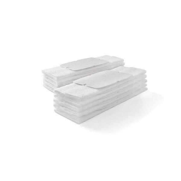 Набор одноразовых салфеток iRobot для Braava Jet, 10 шт. (без запаха) белый