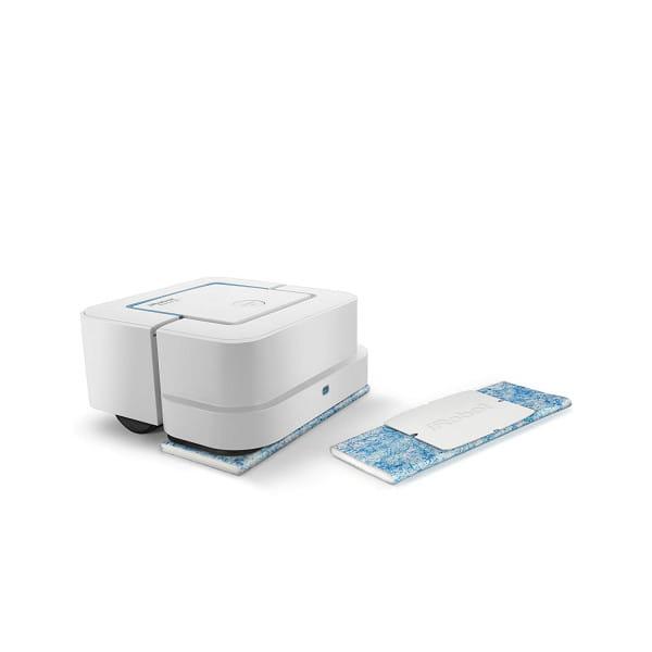 Набор одноразовых салфеток iRobot для Braava Jet, 10 шт. (без запаха) голубой
