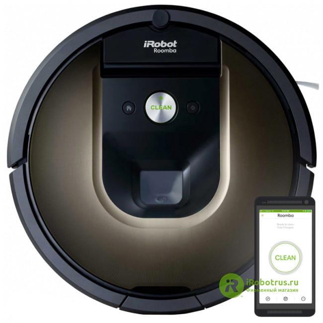 Roomba 980 98004 в фирменном магазине iRobot