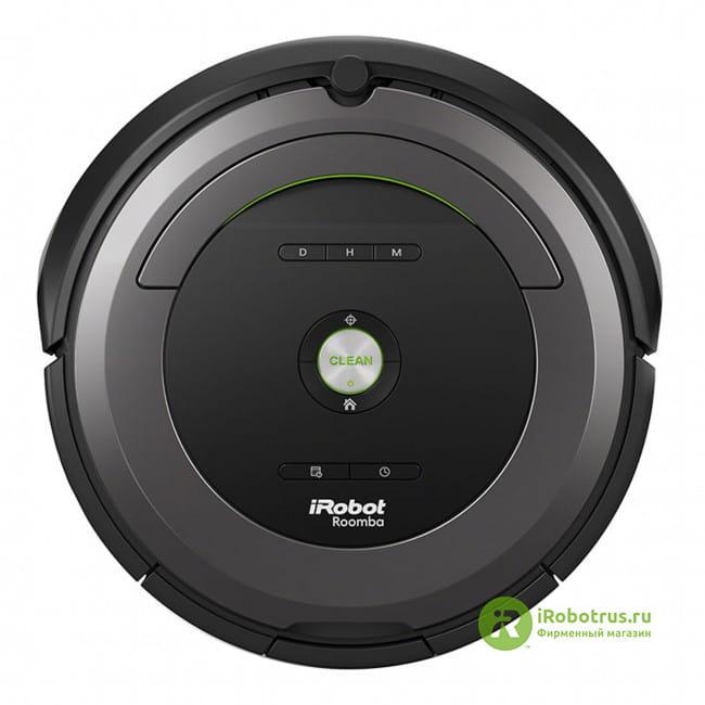 Roomba 681 68104 в фирменном магазине iRobot