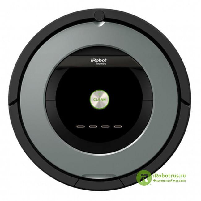 Roomba 865 86504 в фирменном магазине iRobot