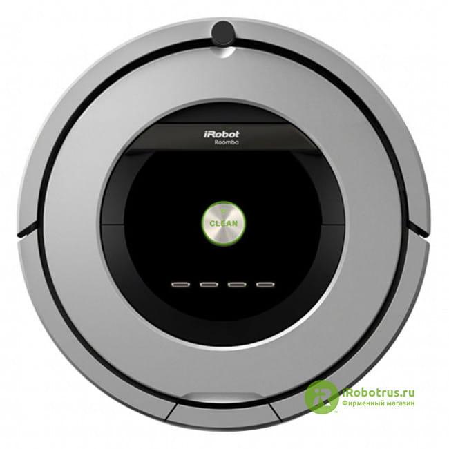 Roomba 886 88604 в фирменном магазине iRobot