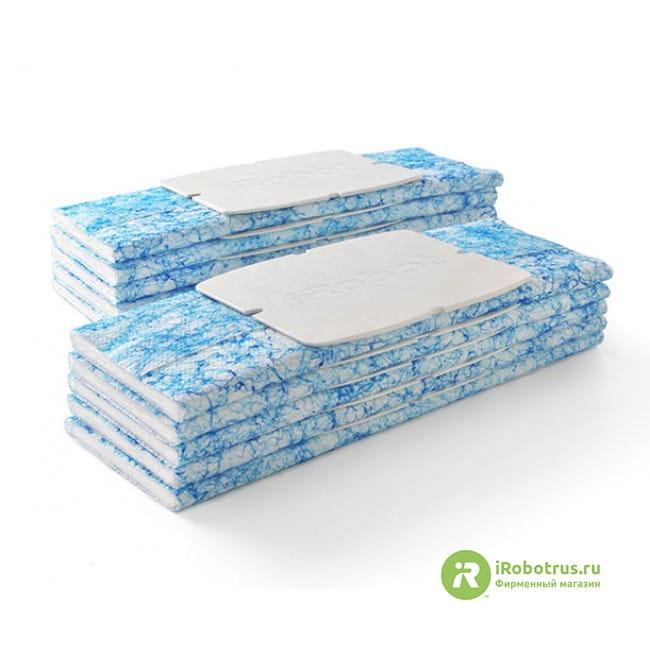Набор одноразовых салфеток IROBOT для мытья пола Braava Jet