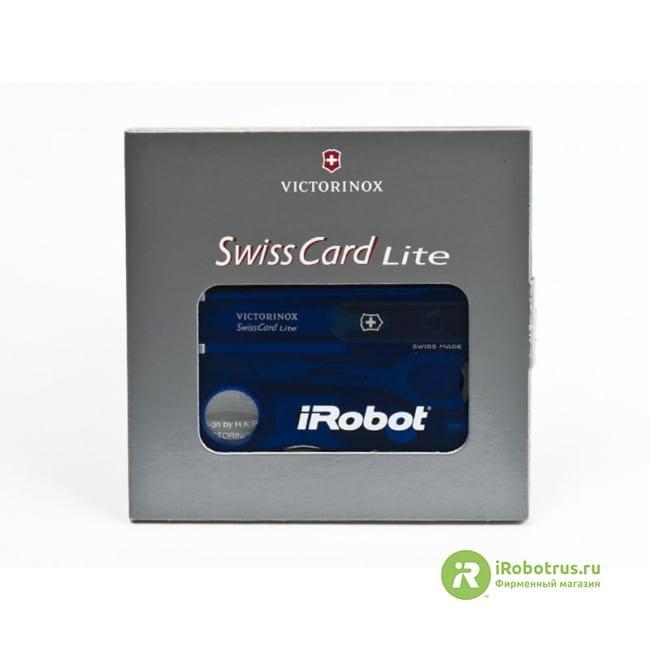 SWISS CARD Lite  в фирменном магазине iRobot