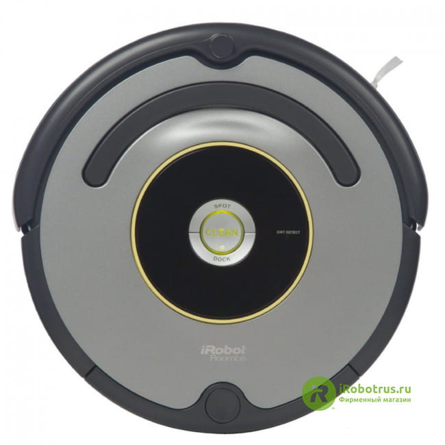 Roomba 616 61604 в фирменном магазине iRobot