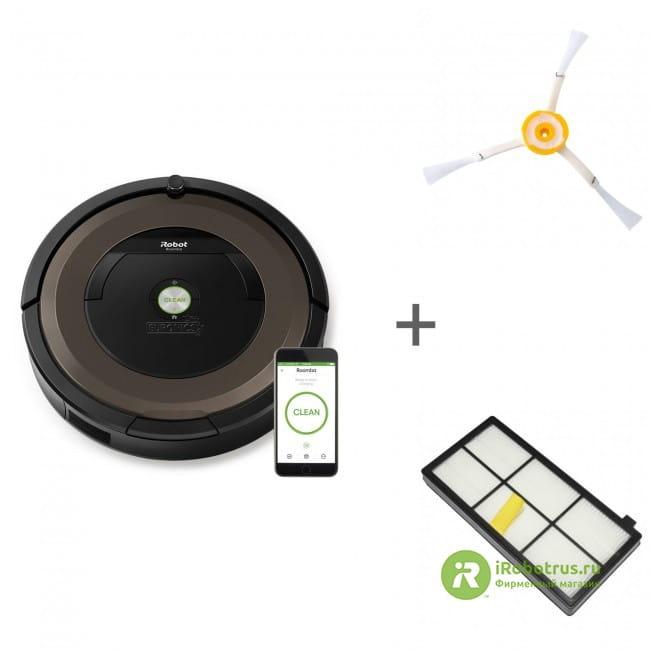 Roomba 896, для Roomba, Scooba, для Roomba 800, 900 4419698, 4419697 в фирменном магазине iRobot