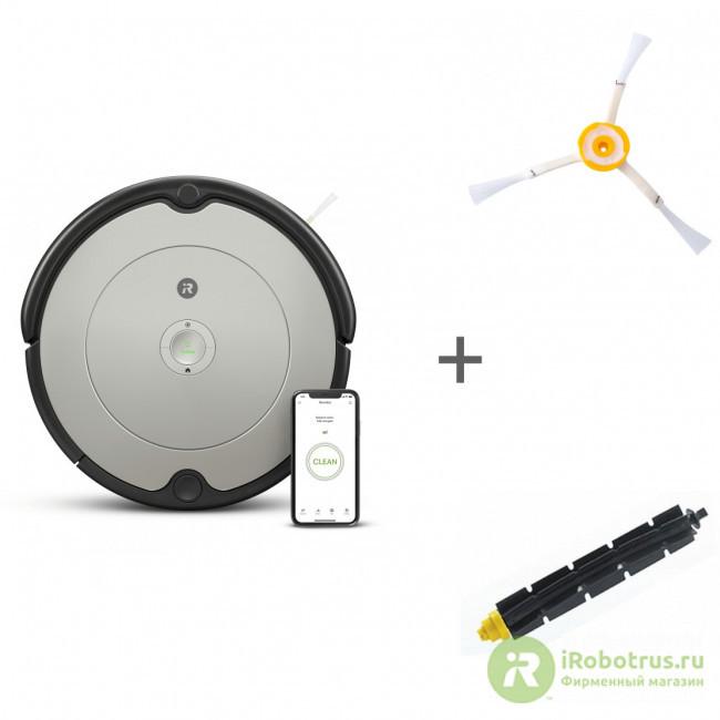 Roomba 698, для Roomba, Roomba для 600-й, 700-й серии 69804RND, 4419698, 21926 в фирменном магазине iRobot