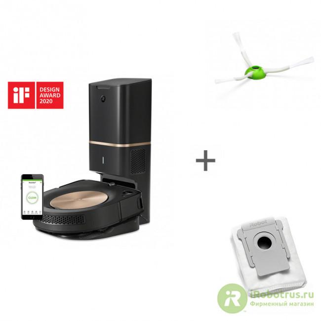 Roomba s9+, для Roomba e5, i7, для сбора пыли для i7+ и Roomba s s955840+RND, 4624875, 4626193 в фирменном магазине iRobot