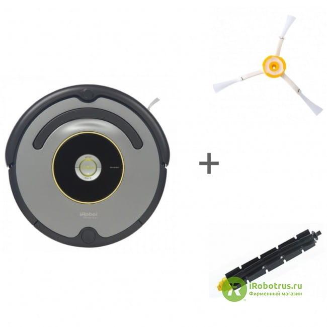 Roomba 616  в фирменном магазине iRobot