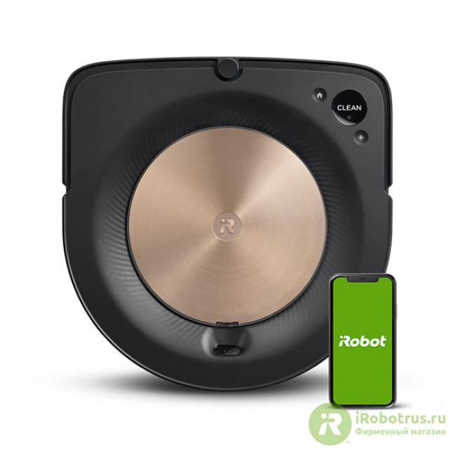 Roomba s9 s915840RND в фирменном магазине iRobot