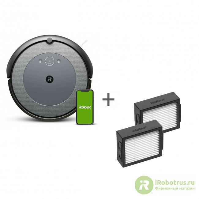 Roomba i3, для Roomba e5, i7 i315840RND, 4624865 в фирменном магазине iRobot