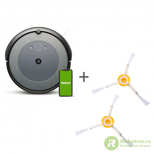 Roomba i3, для Roomba i315840RND, 4419698 в фирменном магазине iRobot
