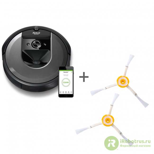 Roomba i7, для Roomba i715840RND, 4419698 в фирменном магазине iRobot