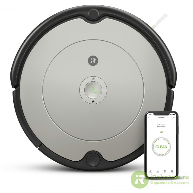 Roomba 698 69804RND в фирменном магазине iRobot