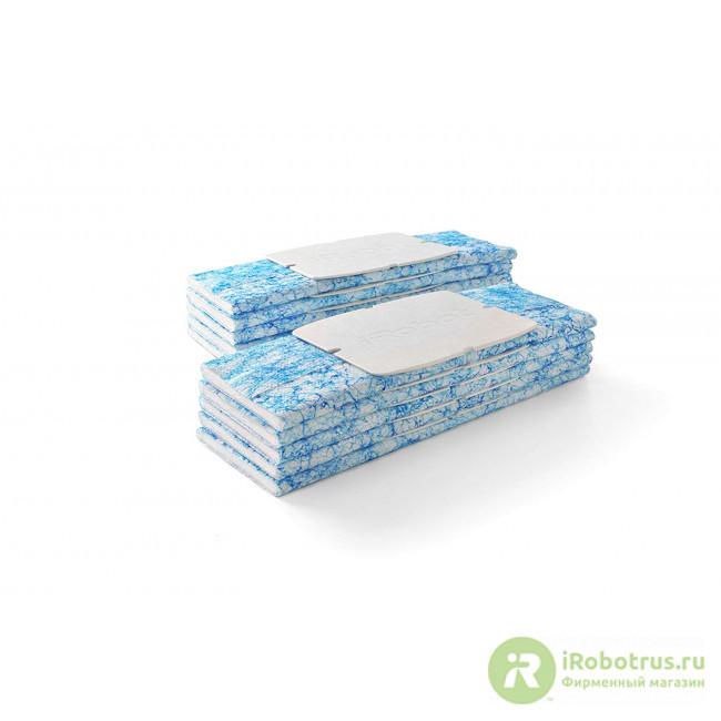 для Braava Jet, 10 шт. (без запаха) голубой 4489800, 4535908 в фирменном магазине iRobot