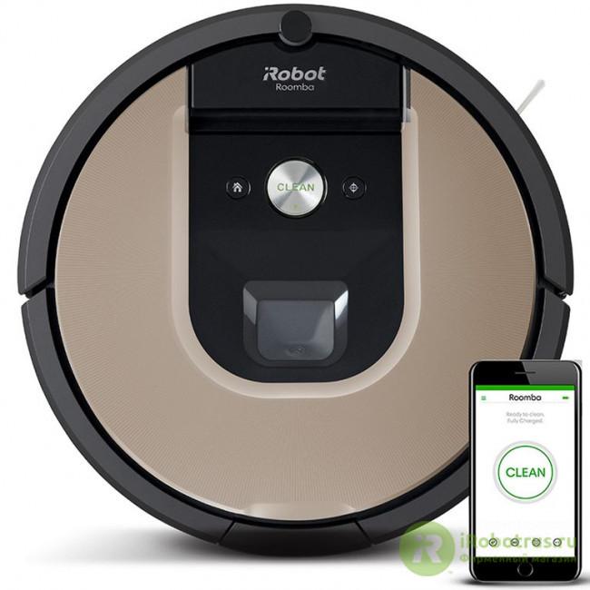 Roomba 976 97604RND в фирменном магазине iRobot