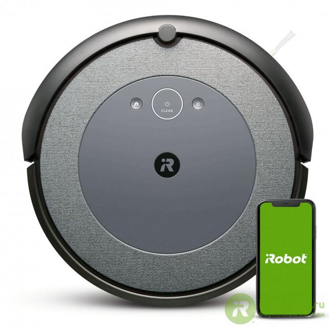 Roomba i3 i315840RND в фирменном магазине iRobot