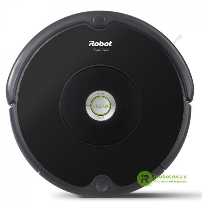 Roomba 606 60604RND в фирменном магазине iRobot