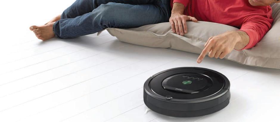 iRobot Roomba: одна кнопка до идеальной чистоты